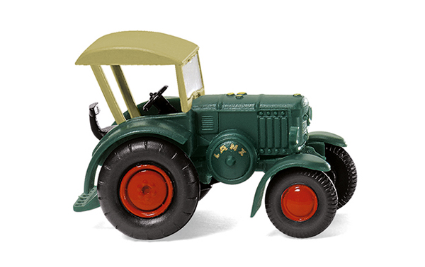 N Scale - Wiking - 095138 - Tractor, Lanz Bulldog - Agricultural Vehicles