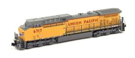 N Scale - Kato USA - 176-7037-1 - Locomotive, Diesel, GE AC4400CW - Union Pacific - 6717