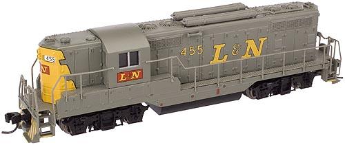 N Scale - Atlas - 48166 - Locomotive, Diesel, EMD GP7 - Louisville & Nashville - 443