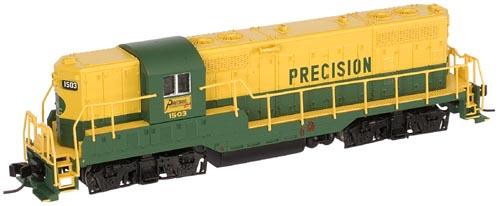 N Scale - Atlas - 48092 - Locomotive, Diesel, EMD GP7 - Precision National - 1503
