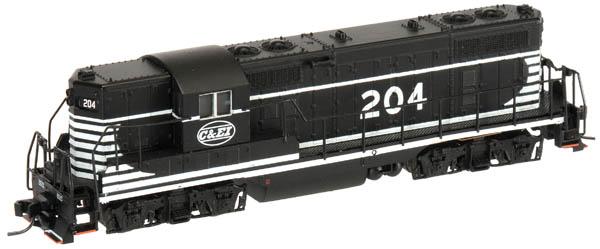 N Scale - Atlas - 50832 - Locomotive, Diesel, EMD GP7 - Chicago & Eastern Illinois - 204