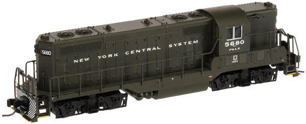 N Scale - Atlas - 48295 - Locomotive, Diesel, EMD GP7 - New York Central - 5680