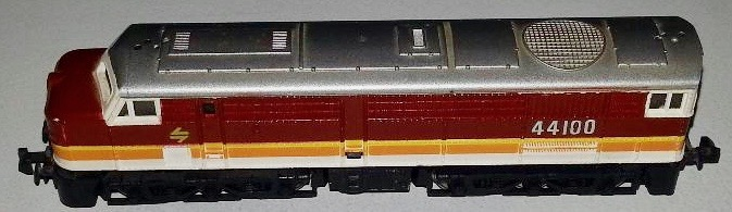 N Scale - Ibertren - 970 - Locomotive, Diesel, Alco DL-500 - New South Wales Government Railways - 44100