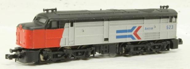 N Scale - Ibertren - 968 - Locomotive, Diesel, Alco DL-500 - Amtrak - 523