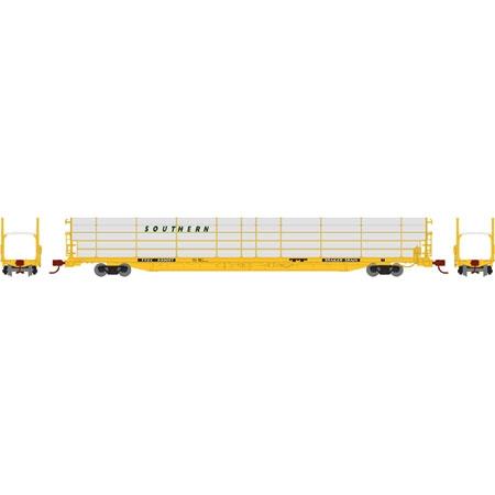 N Scale - Athearn - 14402 - Autorack, Open Side, Bi-Level, F89-F - Southern - 930153