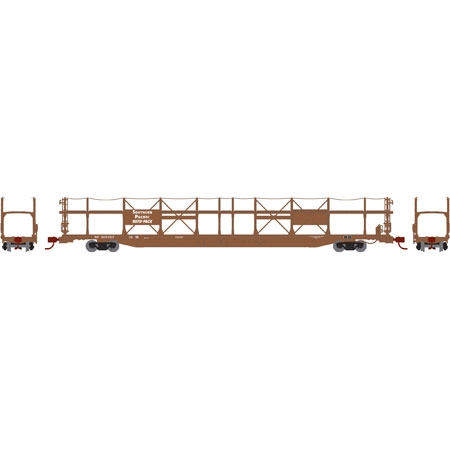 N Scale - Athearn - 14405 - Autorack, Open Side, Bi-Level, F89-F - Southern Pacific - 515036