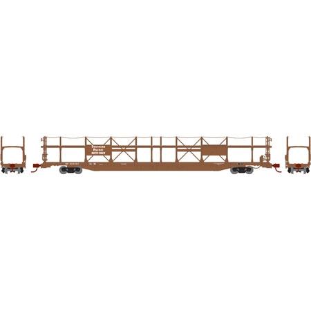 N Scale - Athearn - 14406 - Autorack, Open Side, Bi-Level, F89-F - Southern Pacific - 515042