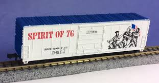 N Scale - Bev-Bel - 22010 - Boxcar, 50 Foot, Evans 5277 - Commemorative - 19920