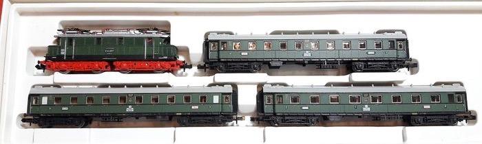N Scale - Minitrix - 1026 - 30 ziger Jahre Zug D47/48 - Deutsche Reichsbahn