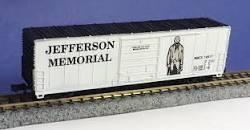 N Scale - Bev-Bel - 22007 - Boxcar, 50 Foot, Evans 5277 - Commemorative - 19917