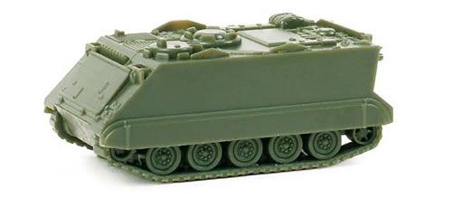 N Scale - Herpa - 742436 - Armored Vehicles, APC M113 - German Army (Deutsches Heer)