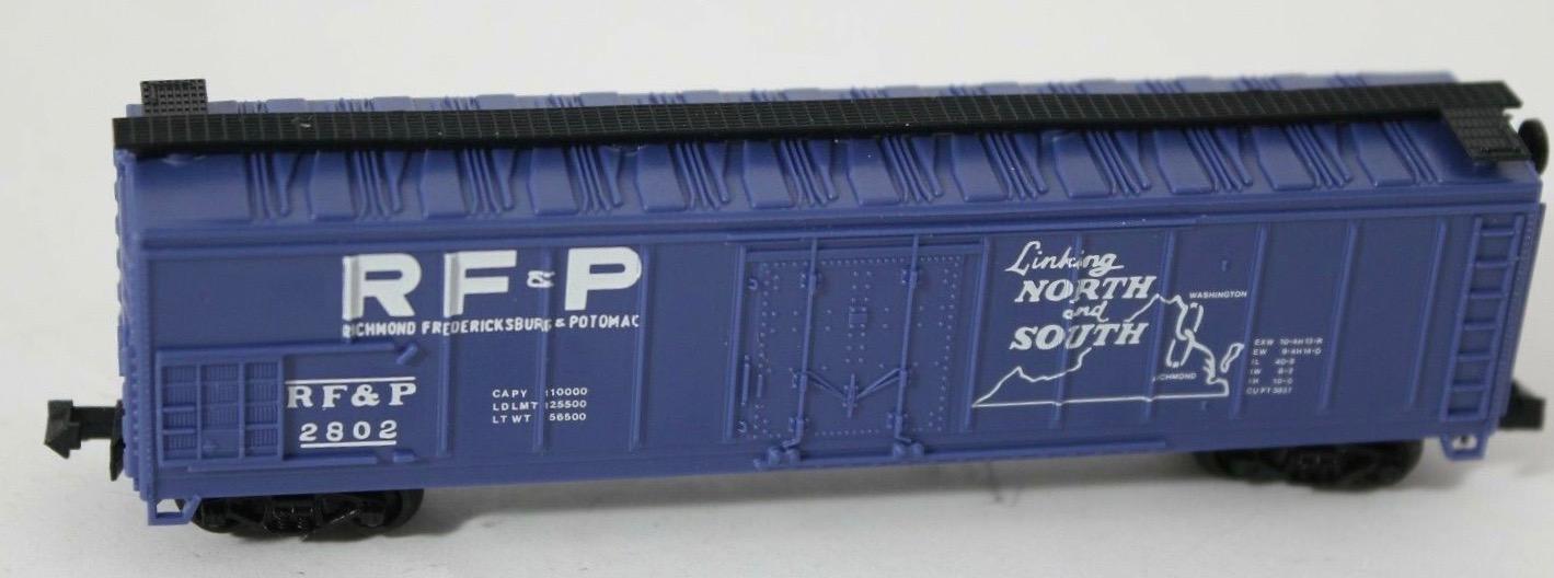 N Scale - Industrial Rail - 7793RFP - Reefer, 50 Foot, Mechanical - Richmond Fredericksburg & Potomac - 2802