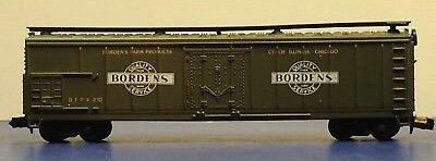 N Scale - Industrial Rail - 7793BORD - Reefer, 50 Foot, Mechanical - Borden