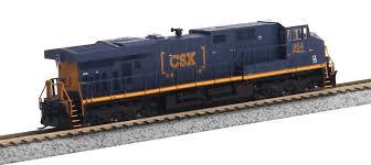 N Scale - Fox Valley - 70283 - Locomotive, Diesel, GE GEVO - CSX Transportation - 975