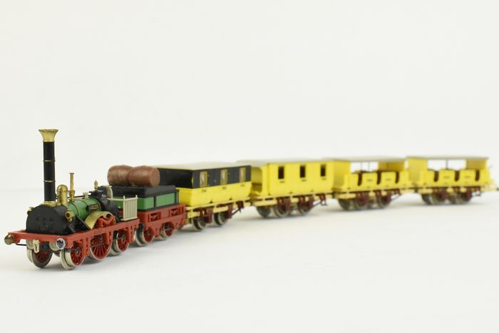 N Scale - Minitrix - 1010 - Der Adler - K.Bay.Sts.B. (Royal Bavarian State Railroad)