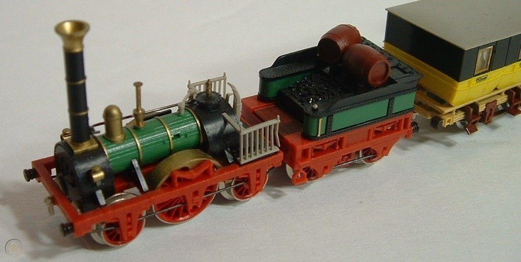N Scale - Minitrix - 1028 - Der Adler - K.Bay.Sts.B. (Royal Bavarian State Railroad)