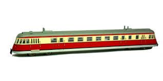N Scale - Mabar - 85926 - Railcar, Diesel, Renault ABJ - MZA - WM-22x
