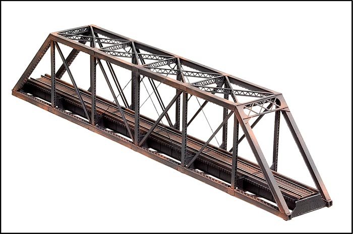 N Scale - Central Valley Model Works - 1810 - Bridges and Piers