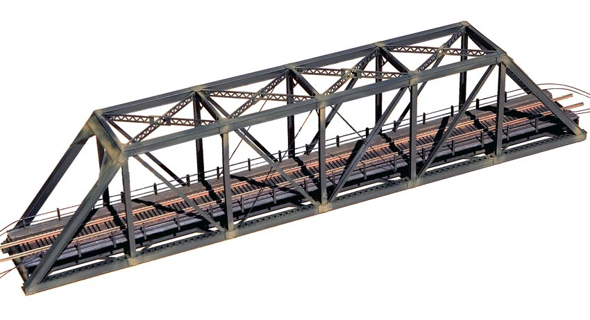 N Scale - Central Valley Model Works - 1820 - Bridges and Piers