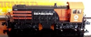 N Scale - Arnold - 5031 - Locomotive, Diesel, Alco S-2 - Seaboard Air Line - 1432