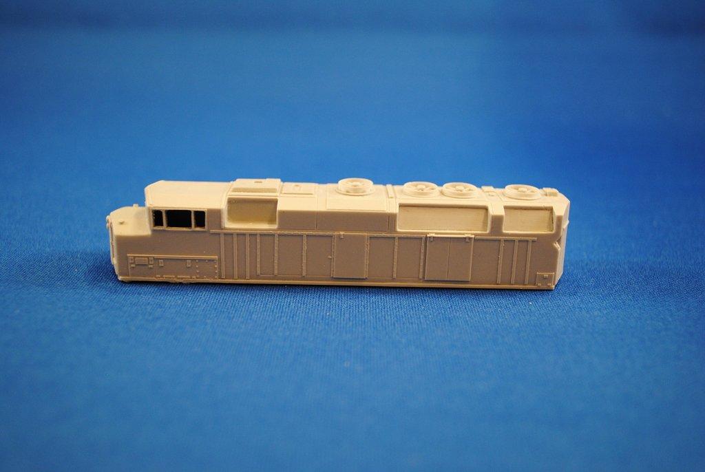 N Scale - Kaslo Shops Distributing - NL-16 - Locomotive, Diesel, EMD SD50 - Go Transit