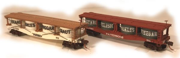 N Scale - N Scale Architect - 20099 - Pickle Car - Various
