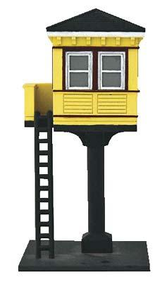 N Scale - IMEX - 6335 - Signal Tower - Railroad Structures