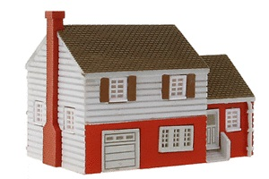 N Scale - IMEX - 6344 - House - Residential Structures