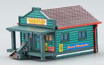 N Scale - IMEX - 6359 - General Store - Commercial Structures