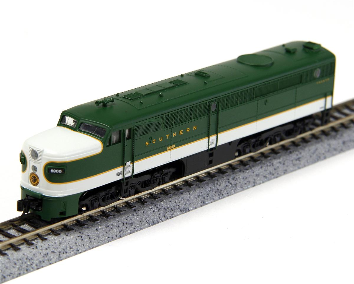 N Scale - Broadway Limited - 3213 - Locomotive, Diesel, Alco PA/PB - Southern - 6900