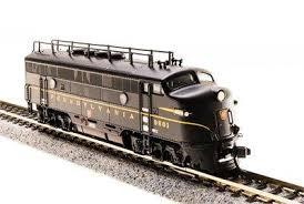 N Scale - Broadway Limited - 3492 - Locomotive, Diesel, EMD F3 - Pennsylvania - 9503A