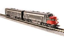 N Scale - Broadway Limited - 3517 - Locomotive, Diesel, EMD F7 - Southern Pacific - 6267, 8140