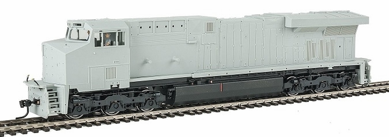 N Scale - Broadway Limited - 3553 - Locomotive, Diesel, GE GEVO - Undecorated - none
