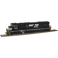 N Scale - Atlas - 40 003 958 - Locomotive, Diesel, EMD SD60E - Norfolk Southern - 6952