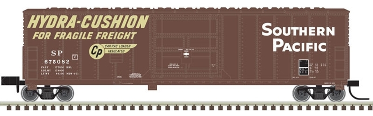N Scale - Atlas - 50 003 583 - Boxcar, 50 Foot, Fruit Growers Express - Southern Pacific - 674908