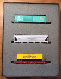 N Scale - Ak-Sar-Ben - Circus #10 - Mixed Freight Consist - Ringling Bros. and Barnum & Bailey - 32363, 168, 56