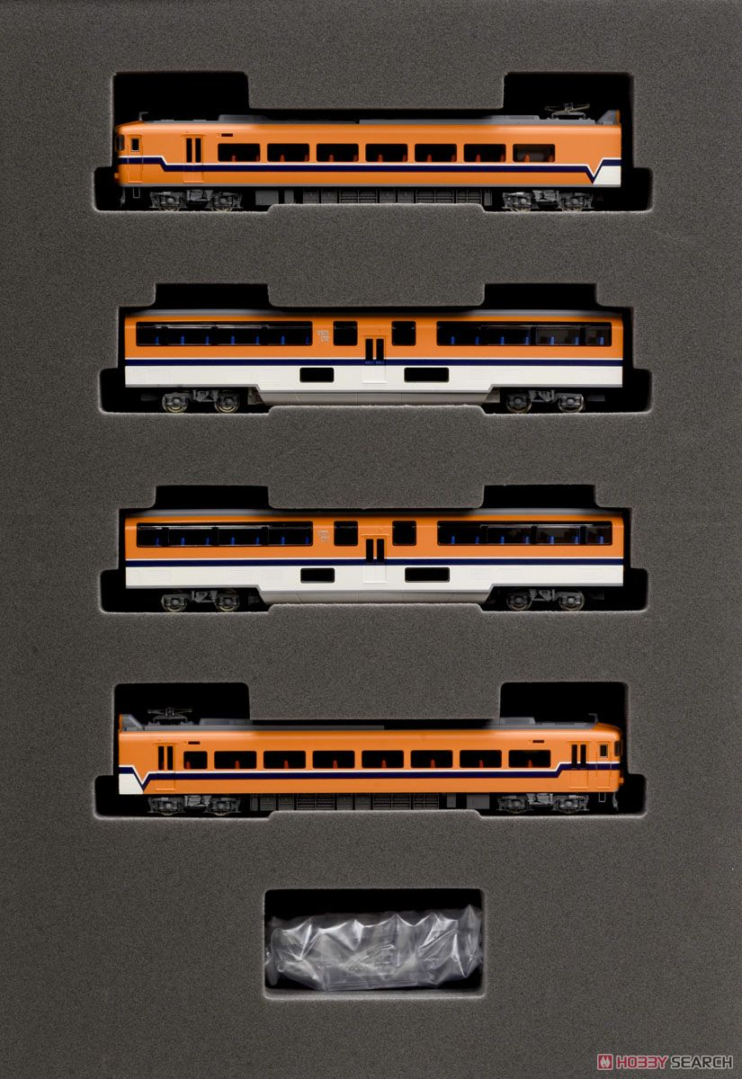 N Scale - Tomix - 92598 - Passenger Train, Electric, Kinetsu Series 30000 - Kinki Nippon Railway