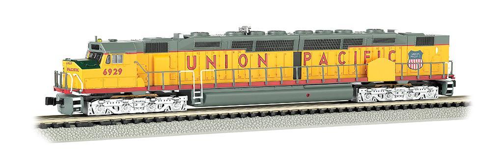 N Scale - Bachmann - 65152 - Locomotive, Diesel, EMD DDA40X - Union Pacific - 6929