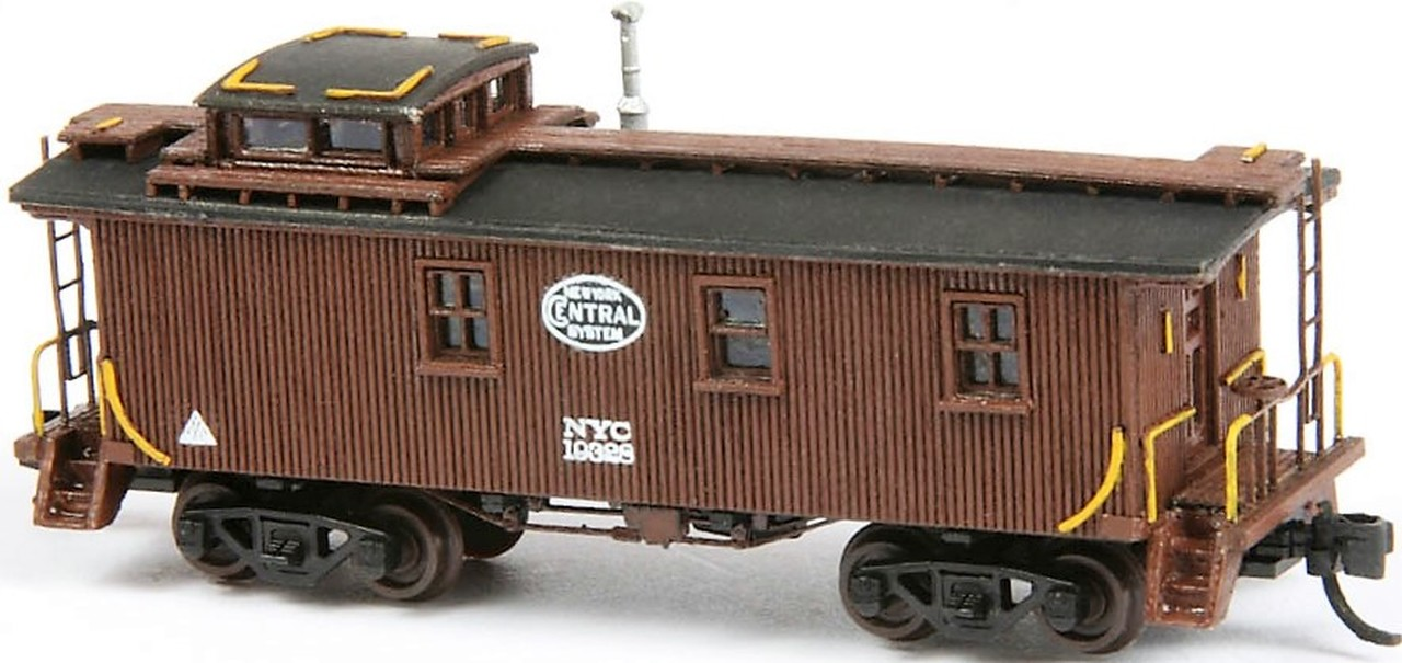 N Scale - American Model Builders - 554 - General Service Building - New York Central - 19000