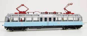 Lo Fleischmann track N for 7400 Railbus-Clutch Dummy