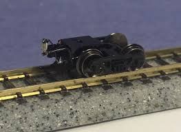 N Scale - FireFly - T-3 FRED - Railroad Bogie, 2-Axle