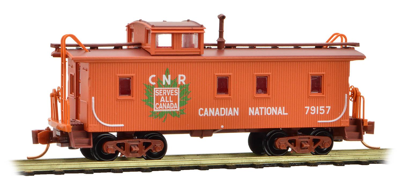 Micro-Trains N Scale Caboose Windows #499 88 906