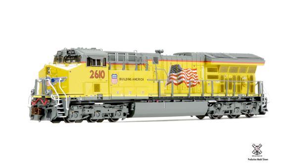 N Scale - ScaleTrains.com - SXT30671 - Locomotive, Diesel, GE GEVO - Union Pacific - 2610