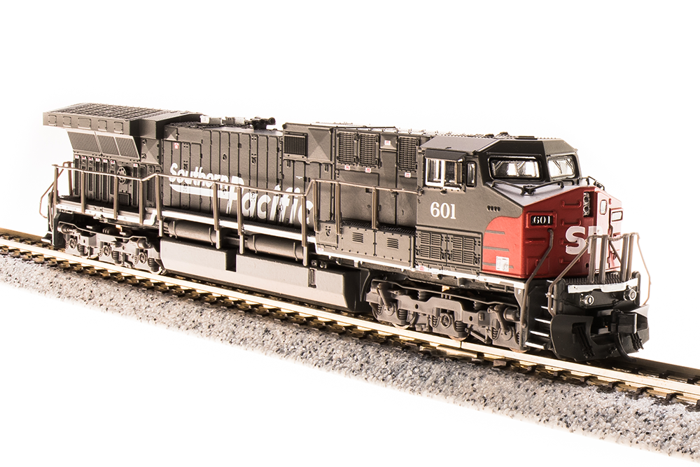 N Scale - Broadway Limited - 3750 - Locomotive, Diesel, GE AC6000CW - Southern Pacific - 601