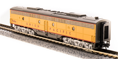N Scale - Broadway Limited - 3629 - Locomotive, Diesel, EMD E9 - Union Pacific - 950B