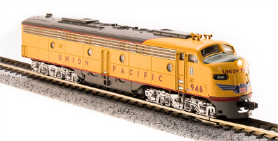 N Scale - Broadway Limited - 3628 - Locomotive, Diesel, EMD E9 - Union Pacific - 950A
