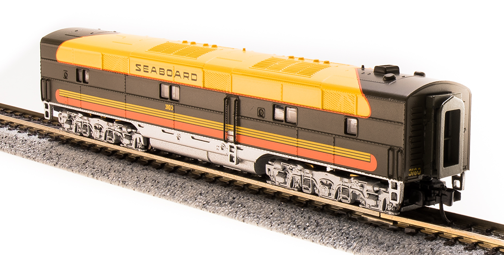 N Scale - Broadway Limited - 3591 - Locomotive, Diesel, EMD E4 - Seaboard Air Line - 3103