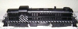 N Scale - Kato USA - 176-4401 - Locomotive, Diesel, Alco RS-2 - Santa Fe - 2099
