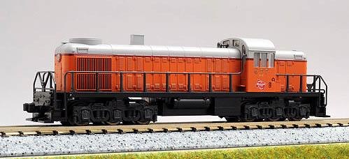N Scale - Kato USA - 176-4301 - Locomotive, Diesel, Alco RSC-2 - Milwaukee Road - 977