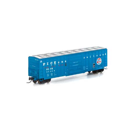 N Scale - Athearn - 22982 - Boxcar, 50 Foot, SIECO - Pickens - 50050
